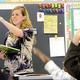 Стенгазета ко Дню учителя