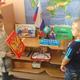 Патриотический уголок в подготовительной группе детского сад...