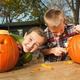 Как делать тыкву на Хэллоуин с детьми и другие советы к праз...