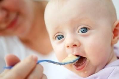 какие каши можно давать ребенку в 6 месяцев