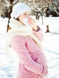 профилактика гриппа и ОРВИ при беременности