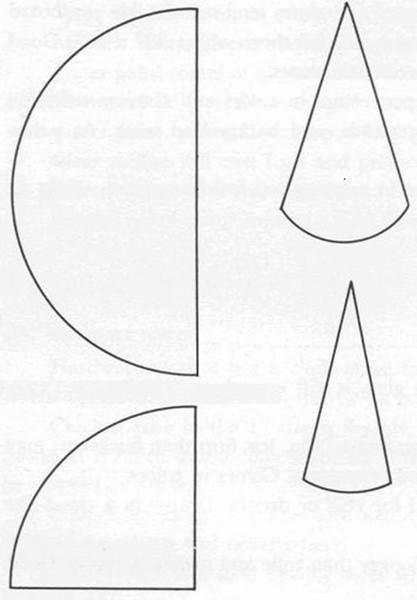 elochka_3 Поделка елочка своими руками - как сделать елку из бумаги, ниток, лент