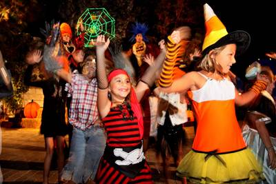 когда будет хэллоуин - 31 октября, что за праздник хэллоуин
