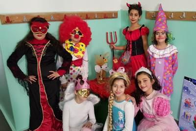 праздник, костюмы, ведущий, игры на хэллоуин в школе