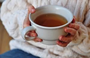 успокоительный чай для детей, детский успокоительный чай