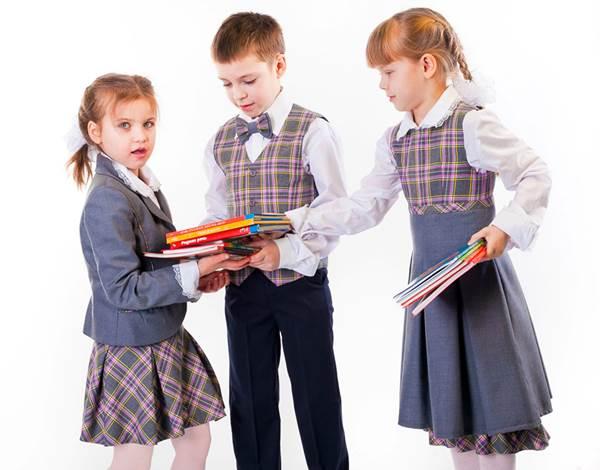 школьная форма для девочек первоклашек