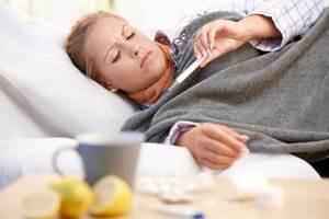 что делать если беременная заболела гриппом
