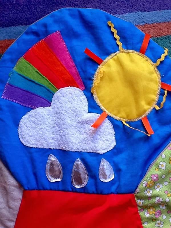 коврики для детей своими руками