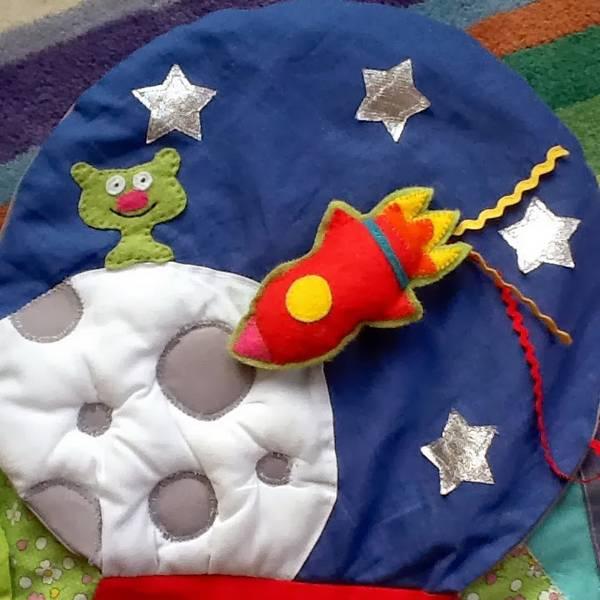 коврик для детей своими руками