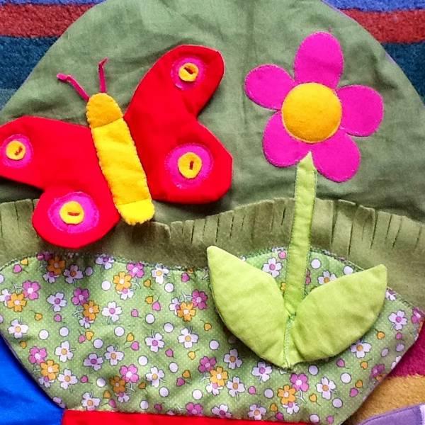 детский коврик развивающий своими руками