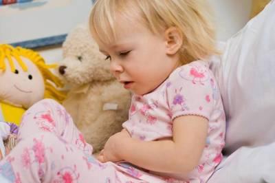 болит живот вокруг пупка у ребенка