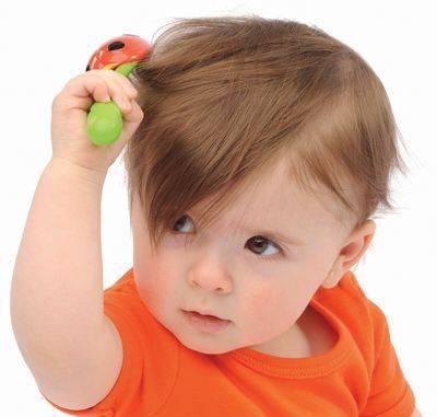 у ребенка медленно растут волосы, почему не растут волосы у ребенка