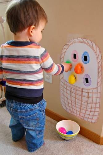 игры с ребёнком 1 год