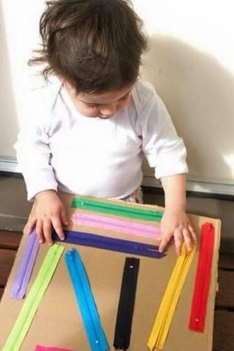 развивающие игры для детей 1 год