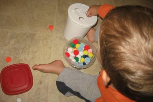 игры для малышей 1 года