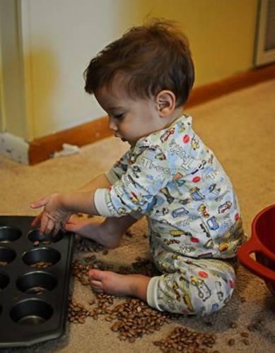 игры с годовалым ребенком дома