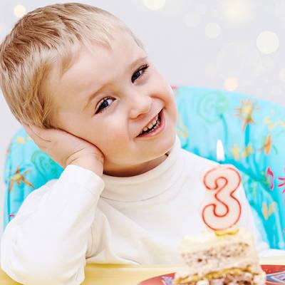 конкурсы для детей 3 лет, 3 года