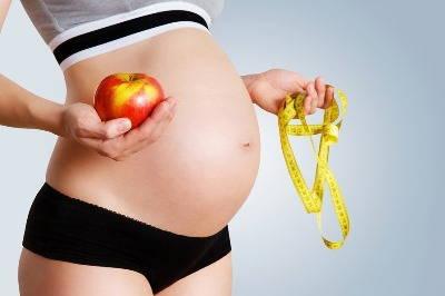диета для беременных для похудения, потеря веса при беременности