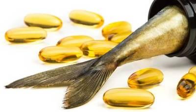 рыбий жир польза и вред